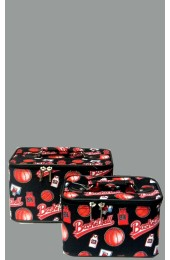 2-Pc-Cosmetic Cases