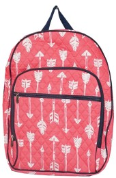 Large Quilted Backpack-ARB926/CO