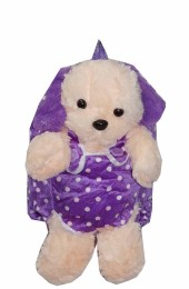 Small Backpack-Purple
