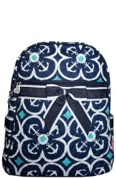 Quilted Backpack-CDT2828/NV
